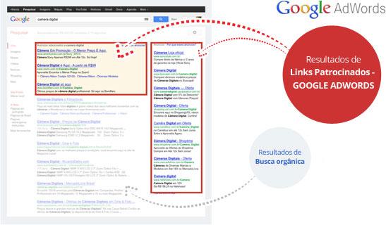 como divulgar site no google