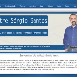 Mestre Sergio Santos